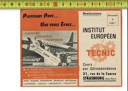 51085 - INSTITUT EUROPEEN  TECNIC - Pubblicitari