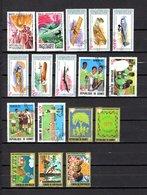 Guinea  1979  .-  Y&T  Nº   636/637-638/641-643/644-647/648-651/652-653/655-657/658 - República De Guinea (1958-...)