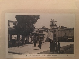 Ancienne Carte Postale - Pierrelatte - France