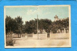 JONQUIERES ST VINCENT-L'école Des  Garçons -a Voyagé  1943-édit A P A - Francia