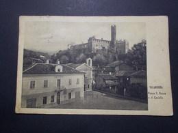 Carte Postale - ITALIE - Villardora - Piazza S.Rocce E Il Castello (2811) - Italy