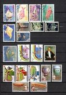 Guinea  1980-83  .-  Y&T  Nº   659/660-665-667/668-671-674/675-677-679-681-683-690-692/694-707/710 - República De Guinea (1958-...)