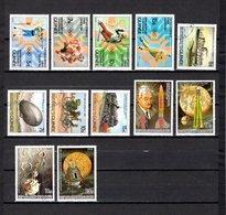 Guinea  1983-85  .-  Y&T  Nº   728/731-736/739-760/763 - República De Guinea (1958-...)