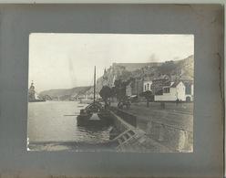 Dinant - 6  Orignele Foto's Periode 1919 - 1920 Op Karton ( 3 Scans) - Dinant