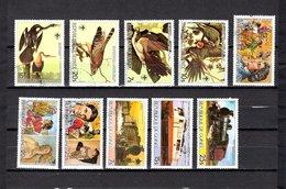 Guinea  1985  .-  Y&T  Nº   764/767-769/771-788/790 - República De Guinea (1958-...)