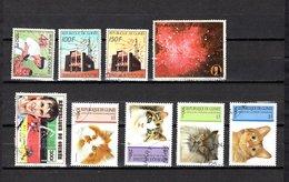 Guinea  1988-95  .-  Y&T  Nº   880B-880E/880F-883-913-1047/1048-1050/1051 - República De Guinea (1958-...)