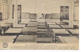 BRUXELLES   Ecole Militaire Bruxelles Une Salle S'étude. - Bruxelles-ville