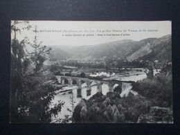 Carte Postale - RETOURNAC (43) - Petite Plaine De Vouce Et De Cottier  - 1919 - (2818) - Retournac