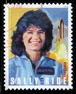 Etats-Unis / United States (Scott No.5283 - Sally Ride) (o) - Used Stamps