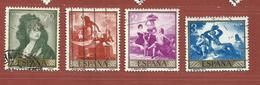Espagne N° 905 - 908 - 909 - 910 - 1931-Aujourd'hui: II. République - ....Juan Carlos I