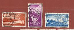 Espagne N° 924 - 925 - 926 - 1931-Aujourd'hui: II. République - ....Juan Carlos I