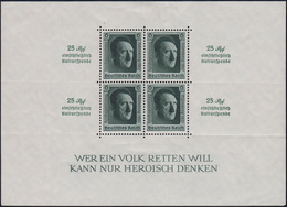 Block 11 Reichsparteitag 1937, * Falz / Haftstellen - Allemagne