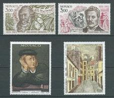 MONACO 1983 . Série N°s  1389 à 1392 . Neufs ** (MNH) - Monaco
