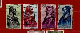 Espagne N° 1047 - 1051 - 1052 - 1053 - 1931-Oggi: 2. Rep. - ... Juan Carlos I