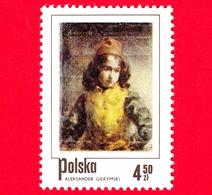 Nuovo - MNH - POLONIA - 1974 - Pagina Fiorentina, Dipinto Di Aleksander Gierymski - 4.50 - 1944-.... Repubblica