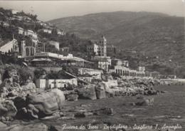 Italie - Bordighera - Scogliera S. Ampeglio - Imperia