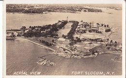 RPPC REAL PHOTO POSTCARD  FORT SLOCUM NY - Other