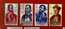 Espagne N° 1129 - 1130 - 1131 - 1132 - 1931-Aujourd'hui: II. République - ....Juan Carlos I