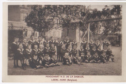 Cpa Leers Nord   école - Estaimpuis
