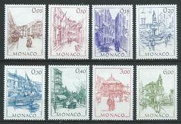 MONACO 1984 . Série N°s  1404 à 1411 . Neufs ** (MNH) - Monaco
