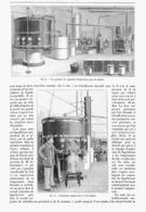 """FABRICATION De L'AIR LIQUIDE Par Le PROCEDE """" OSTERGREN Et  BURGER  """"  1900 - Technical"""