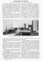 L' ENREGISTREMENT MICROPHONIQUE De La MARCHE Des CHRONOMETRES Et Les PENDULES ASTRONOMIQUES 1900 - Joyas & Relojería