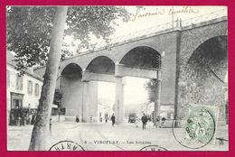 CPA Viroflay - Les Arcades - Viroflay