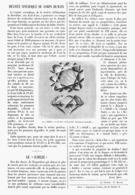 """LE DIAMANT   """" LE JUBILE """"  1900 - Juwelen & Horloges"""