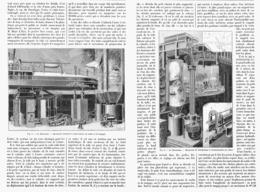 """LES  PANORAMAS  """" LE MAREORAMA """" à L'EXPOSITION UNIVERSELLE DE  1900 - Photographie"""