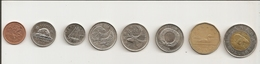 Canada 1c To 2 Dollar - Canada