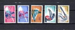 Guinea   1962  .-  Y&T  Nº   19/21-26/27   Aéreos - República De Guinea (1958-...)