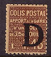 -France Colis Postaux 127** - Neufs