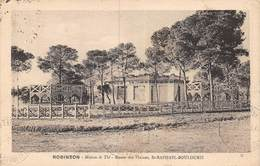 PIE-FO-19-6126 : SAINT-RAPHAËL. BOULOURIS. ROBINSON. SALON DE THE. - Saint-Raphaël