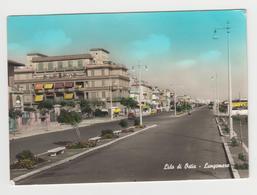 BO002 - LIDO DI OSTIA - LUNGOMARE - Avenue Le Long De La Mer - Roma (Rome)