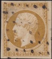 France   .    Yvert  .        9  (2 Scans)           .     O     .    Oblitéré   .   /   .     Cancelled - 1852 Louis-Napoléon