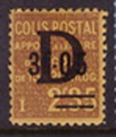 -France Colis Postaux 134** - Colis Postaux