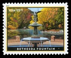 Etats-Unis / United States (Scott No.5348 - Bethesda Fountain) (o) - Used Stamps