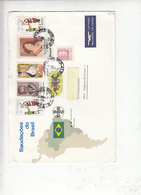 BRASILE  1970 -  Lettera Per La Germania - Brasile
