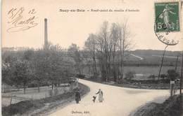 SUCY EN BRIE - Rond-Point Du Moulin D'Amboile - Sucy En Brie