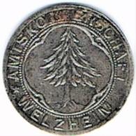 Nécessité - Allemagne - 5 Pfennig 1918 - Welzheim - Monétaires/De Nécessité