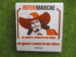 Pochette D'Allumettes INTERMARCHE - Other