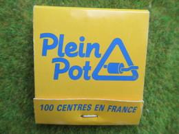 Pochette D'Allumettes CENTRES PLEIN POT - Other