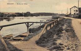 ERAGNY - Bords De L'Oise (carte Toilée) - Eragny