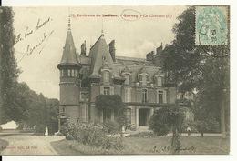 02 - QUESSY / LE CHATEAU - Frankrijk
