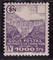 -France Colis Postaux 181a** Valeur Omise - Neufs