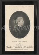 Doodsprentje / ROYALTY / Belgium / Belgique / België / Reine Marie Henriette / Koningin Marie Henriette / 1902 / 3 Scans - Religion & Esotérisme
