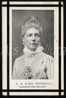Doodsprentje / ROYALTY / Belgium / Belgique / België / Reine Marie Henriette / Koningin Marie Henriette / 1902 / 2 Scans - Religion & Esotérisme
