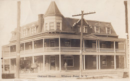 RPPC REAL PHOTO POSTCARD WHITNEY POINT NY - Other