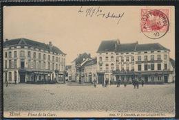 AALST   PLACE DE LA GARE - Aalst