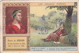CHRONO 10.5 X 70 Mm BON POINT Farine SALVY Pierre De RONSARD - Otros